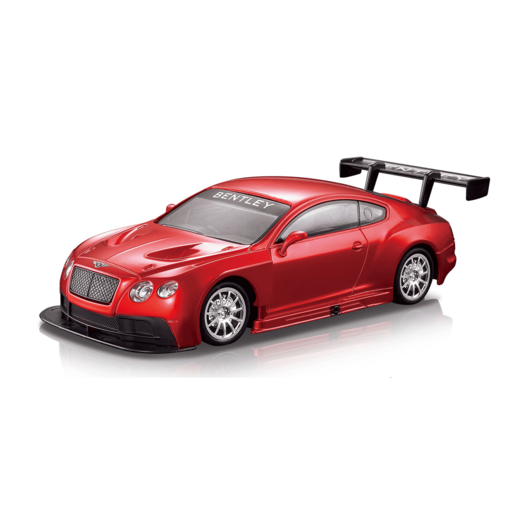 Braha 1:24 Scale Bentley Friction Car - Red from TheToyShop