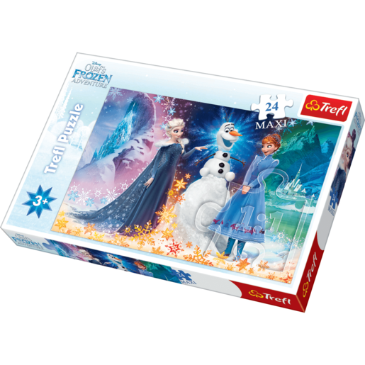 Trefl Disney Frozen Maxi Puzzle - 24 pcs from TheToyShop