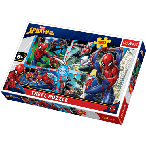Trefl   Disney Marvel Spiderman 160pc Puzzles