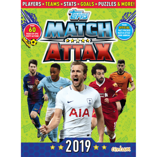 Match Attax Annual 2019 Special