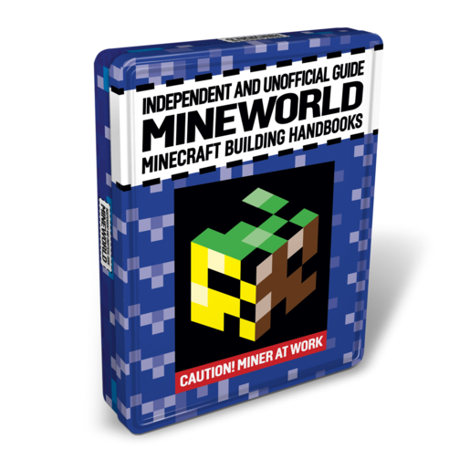 Unofficial Minecraft Tin of Books