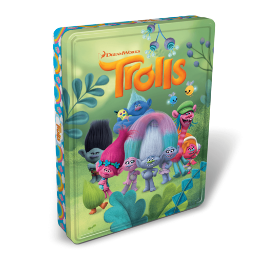 Trolls Tin of Books