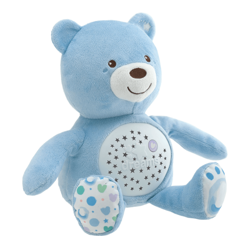 Chicco First Dreams Baby Bear - Blue