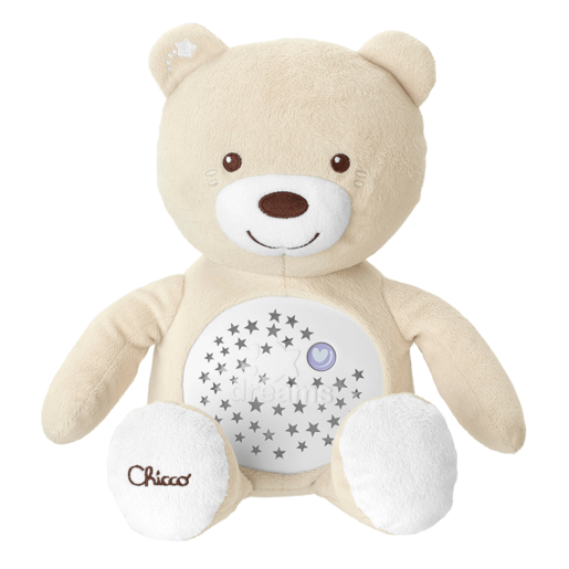 Chicco First Dreams Baby Bear - Cream