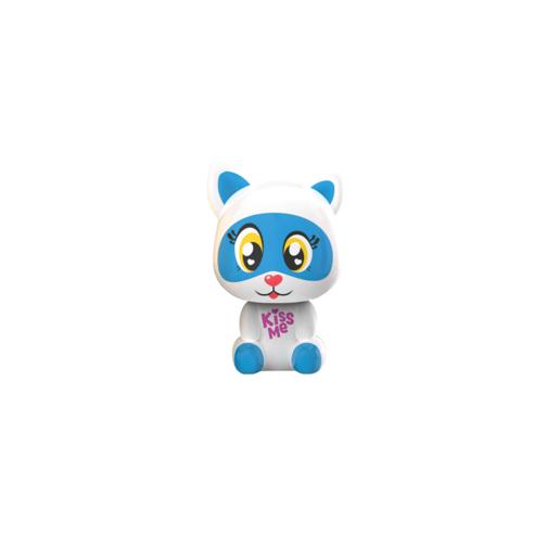 Lumiluvs Lights Up Pet - Kitty Blue Cat