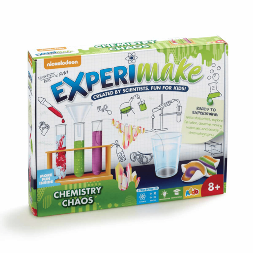 Nickelodeon Experimake Chemistry Chaos from TheToyShop