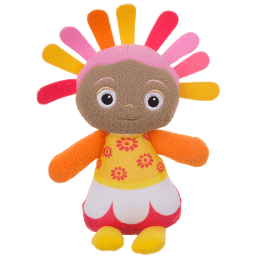 In The Night Garden Cuddly Collectable Soft Toy-Upsy Daisy