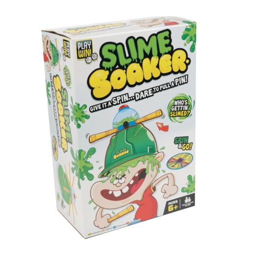 Play & Win Slime Soaker