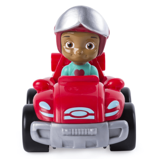 Rusty Rivets - Ruby Racer
