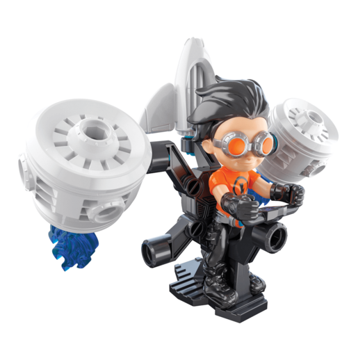 Rusty Rivets Build Pack - Jet Pack