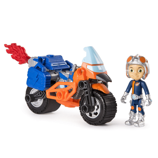 Rusty Rivets Rusty's Supermoto Vehicle