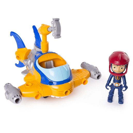 Rusty Rivets Build Me - Rivet Shark