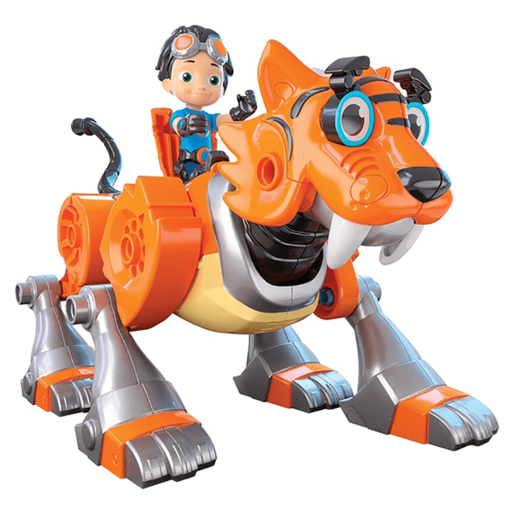Rusty Rivets - Tigerbot