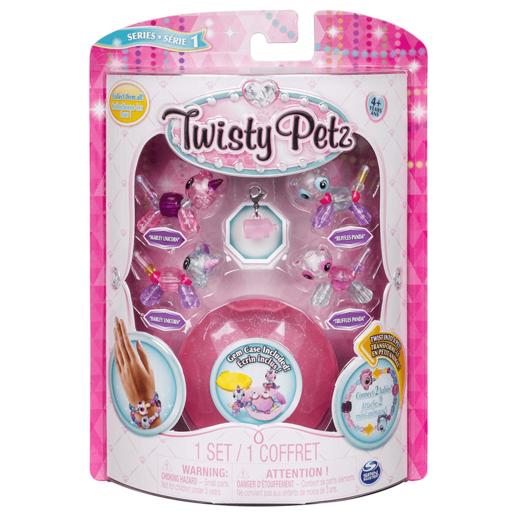 Twisty Petz Twin Baby Four Pack - Panda and Unicorn from TheToyShop