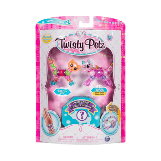 Twisty Petz Three Pack Series 2 - Kitty, Pony and Surprise