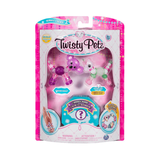 Twisty Petz Three Pack Series 2 - Koala, Unicorn and Surprise