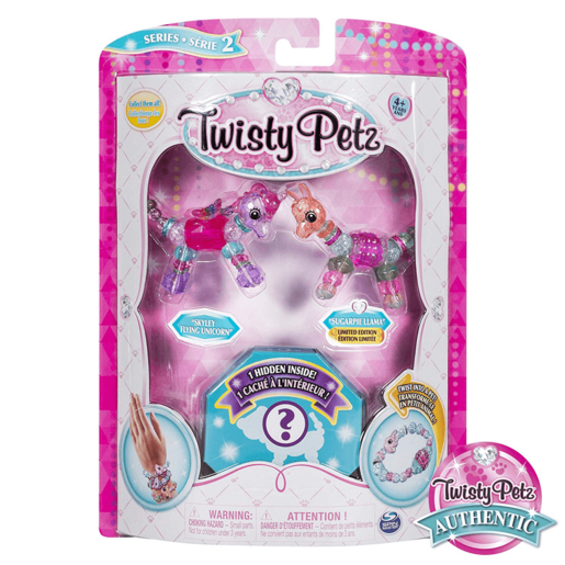 Twisty Petz Three Pack Series 2 - Unicorn, Llama and Surprise