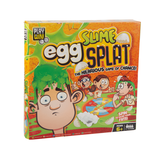 Play & Winn Slime Egg Splat