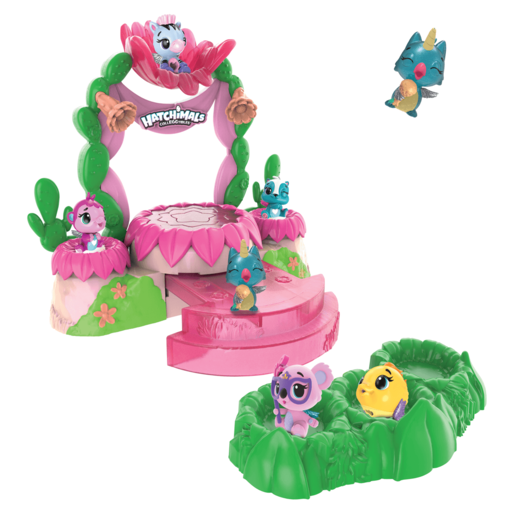 Hatchimals CollEGGtibles Talent Show Playset