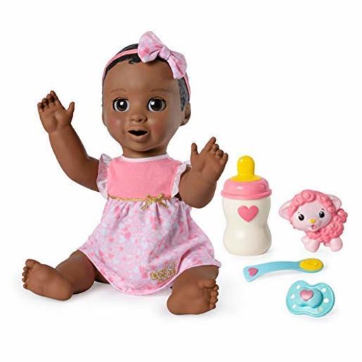 Luvabella Dark Brown Hair Doll 2018 Edition
