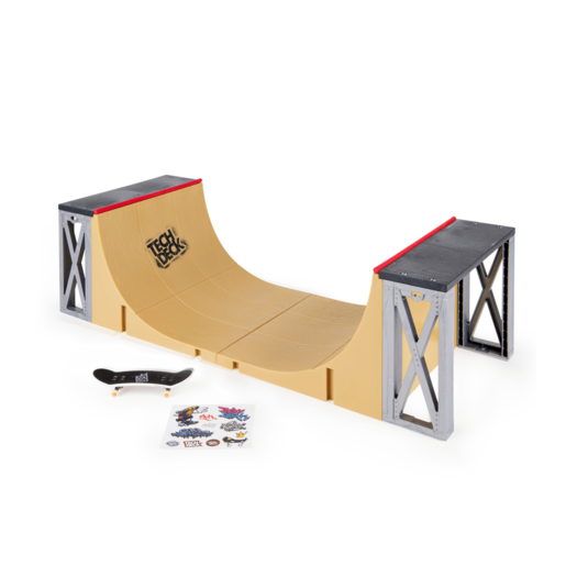 Tech Deck Ultimate Half-Pipe Playset