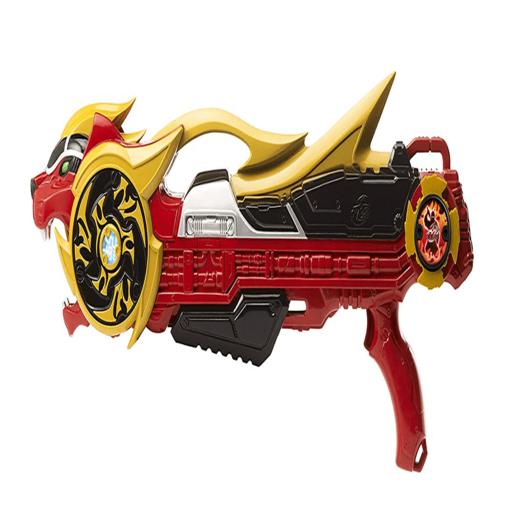 Power Rangers Super Ninja Steel Super Steel Blaster