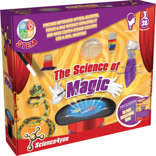 Science 4 you - The Science of Magic