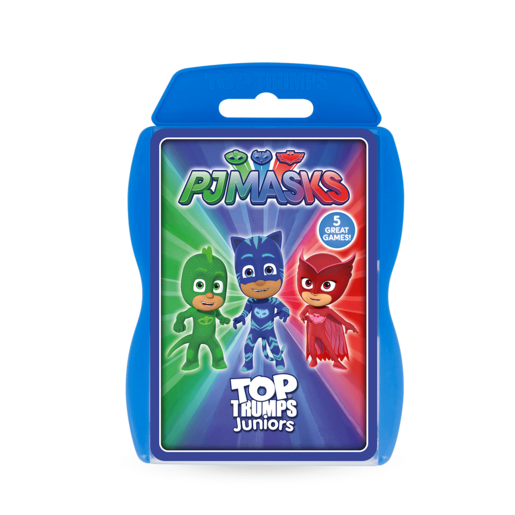 Top Trumps - PJ Masks Card Game