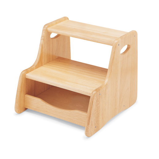 Wooden Step Stool 31.50 cm