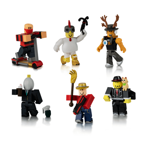 ROBLOX - Masters of Roblox 6 pack