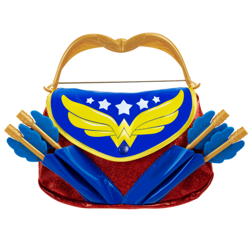 DC Super Hero Girls Wonder Woman Action Purse