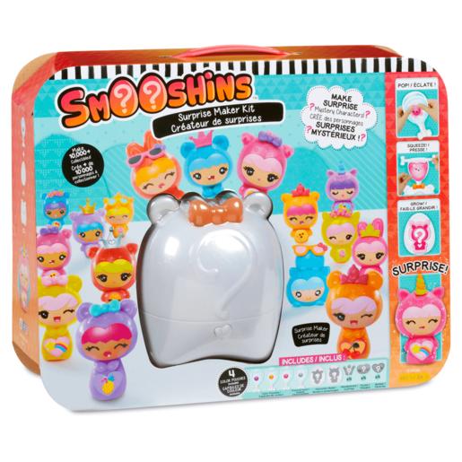 Smooshins Surprise Market Kit