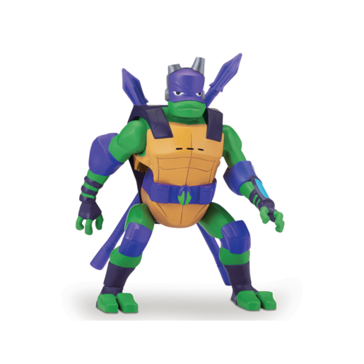 Rise of The Teenage Mutant Ninja Turtles Deluxe Ninja Attack Action Figure - Donatello SideFlip Attack