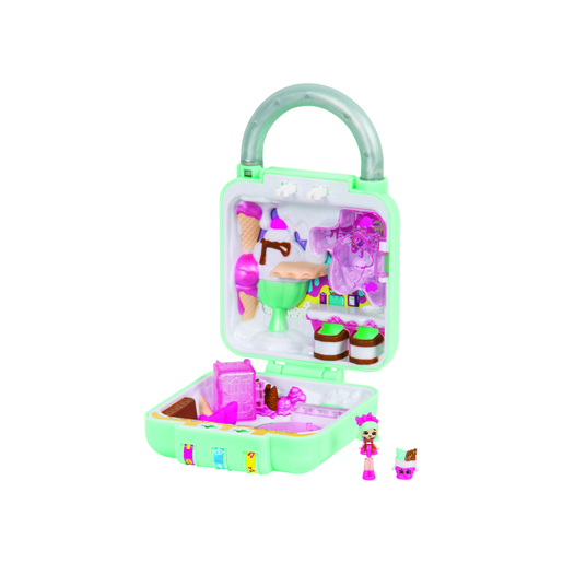 Shopkins Lil Secrets Shop N Lock - Cutie Scoops Ice Cream