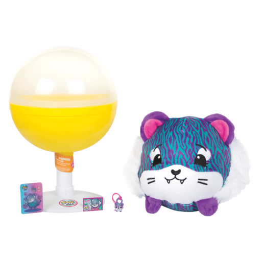 Pikmi Pops Surprise Jumbo Plush - Tiger