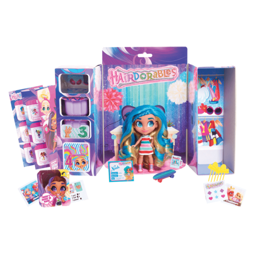 Hairdorables Surprise Doll The Entertainer