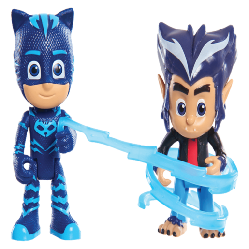 PJ Masks 2 Figure Pack - Catboy and Howler