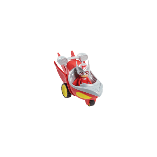 PJ Masks Speed Booster Vehicle & Figure - Owlette