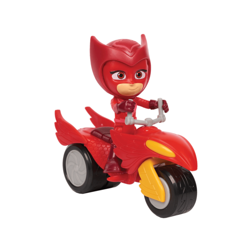 PJ Masks Super Moon Space Rover and Figure - Owlette