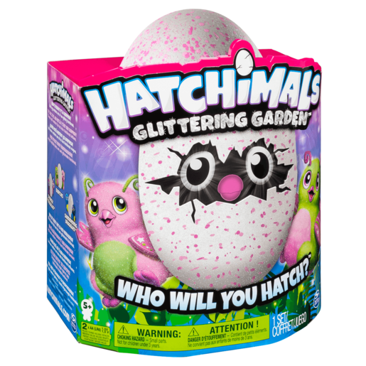 Hatchimals Glittering Gardens Burtles