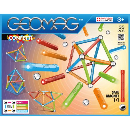 Geomag Confetti - 35pcs