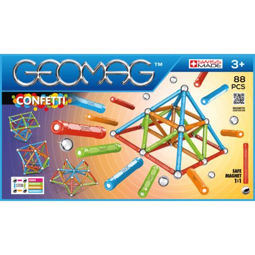 Geomag Confetti - 88pcs