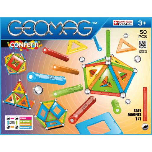 Geomag Confetti - 50pcs