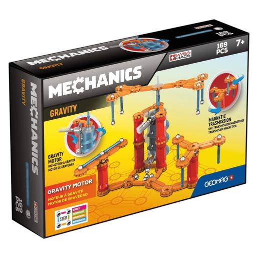 Geomag Gravity Motor - 169pcs