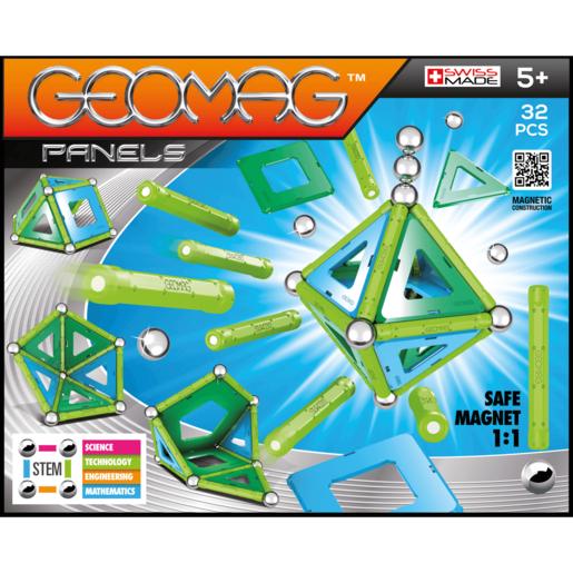 Geomag Panels - 32pcs