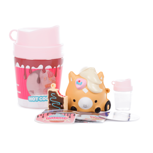 Smooshy Mushy Series 4 Core Pets - Cup and cake