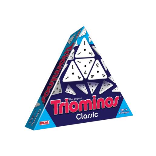 Triominos Classic De Lux Game