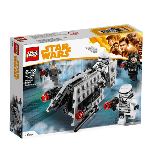 LEGO Star Wars Imperial Patrol Battle Pack - 75207