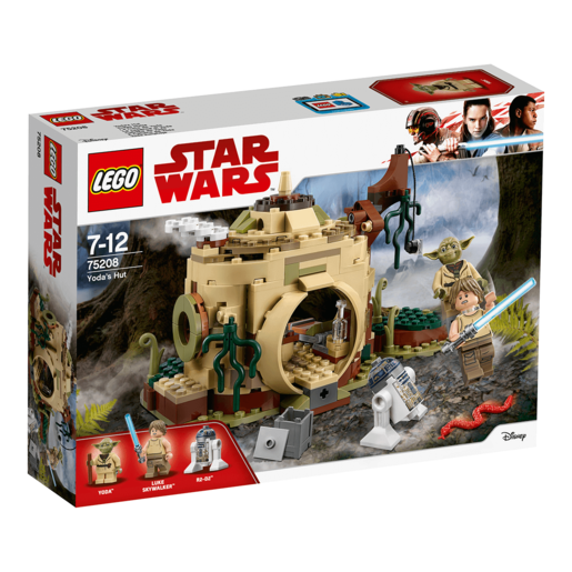 LEGO Star Wars Yodas Hut - 75208