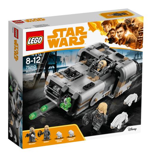 LEGO Star Wars Molochs Landspeeder - 75210